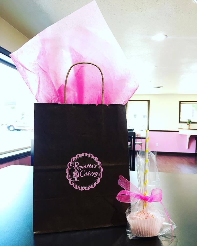 Ronatta's Cakery Bags