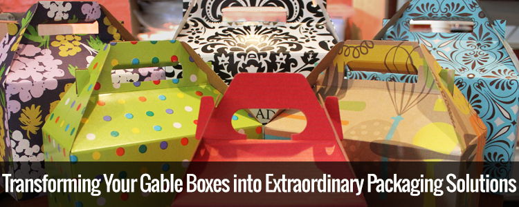 Transforming Your Ordinary Gable Boxes into Extraordinary Packaging Solutions