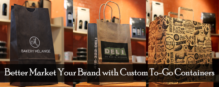 Better Market Your Brand with Custom To-Go Containers