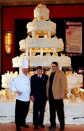 the biggest wedding cake in world mrtakeoutbags the 6 most unique wedding cakes on the 20842