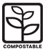 Compostable Icon
