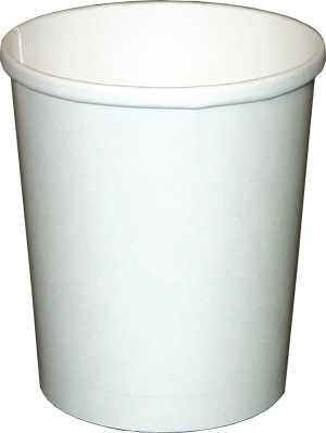 32 Oz Cups White Paper Cups Quart Ice Cream Containers