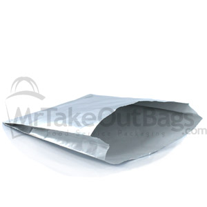 Paper Foil Insulated Large Sandwich Bag 6 5 X 1 8 Cookie Bags Mrtakeoutbags
