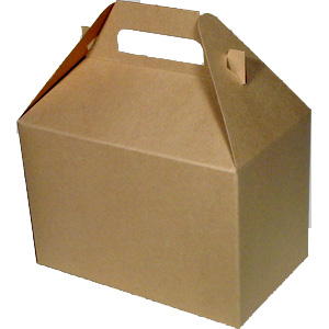 Kraft Food Box | Food Boxes Wholesale | MrTakeOutBags