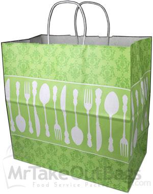fine dining bag