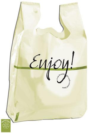 T shirt bags wholesale encore bags mrtakeoutbags for Wholesale t shirt bags