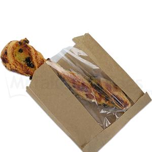Catering brown bag paper