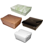 Eco Friendly Food Packaging - Compostable & Biodegradable - MrTakeOutBags.com : MrTakeOutBags