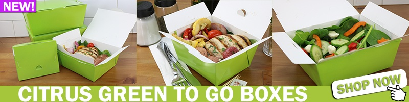 To Go Containers, Take Out Containers & To Go Packaging