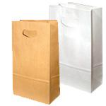 Flat Bottom Take Out Bags