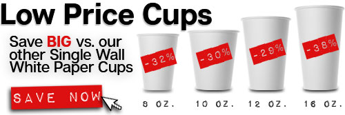 low price coffee cups